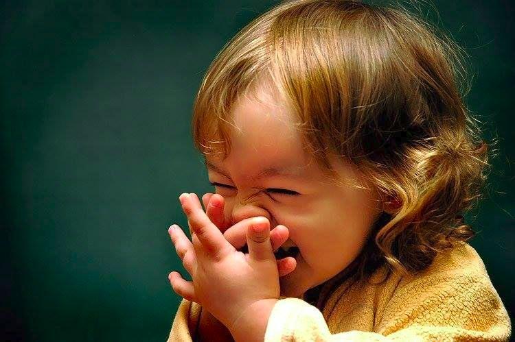В среднем дети смеются около 400 раз в день, взрослые смеются около 15 раз в день.